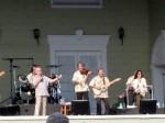 George Jones in concert