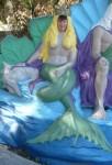 Katrina the mermaid