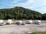 Plateau camping
