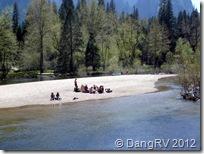 River picnic