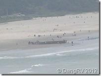 Tsunami pier