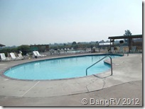 Adult pool Bend-Sunriver Resort