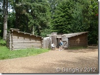 Lewis and Clark Fort Clatsop