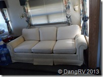 New used couch