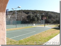 Basketball and tennis - Summit Resort