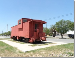 IYamWhatIYam Train Caboose