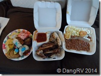 Easter BBQ from rancher