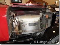 1921 Stanley Steamer Boiler
