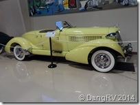 1935 Auburn Boattail Speedster