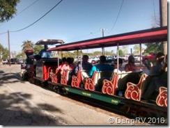 Landa Park Train