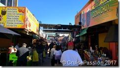 La Bufadora market
