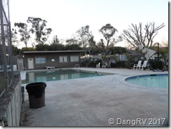 Fisherman's Retreat pool
