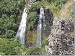 Opaekaa waterfalls, Kauai, HI