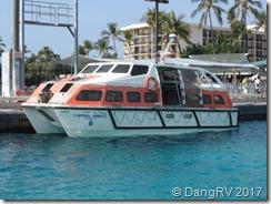 Carnival Miracle lifeboat